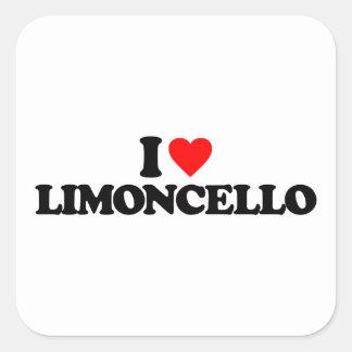 I LOVE LIMONCELLO STICKERS
