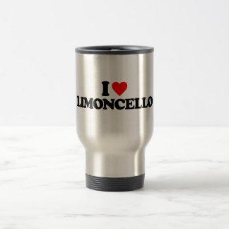 I LOVE LIMONCELLO TRAVEL MUG