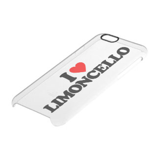 I LOVE LIMONCELLO UNCOMMON CLEARLY™ DEFLECTOR iPhone 6 CASE