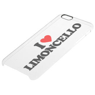 I LOVE LIMONCELLO UNCOMMON CLEARLY™ DEFLECTOR iPhone 6 PLUS CASE