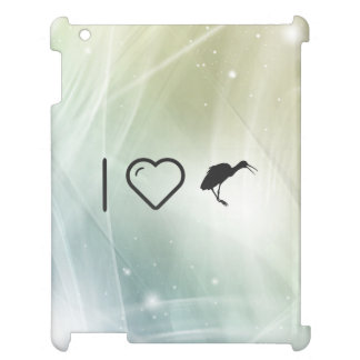 I Love Limpkin Cover For The iPad