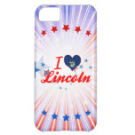 I Love Lincoln, Maine iPhone 5C Covers