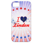I Love Linden, Indiana iPhone 5 Cases