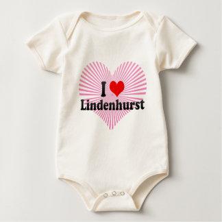 I Love Lindenhurst, United States Romper