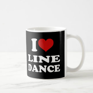 I Love Line Dance Coffee Mug