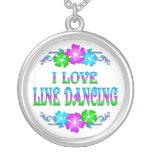I LOVE LINE DANCING CUSTOM JEWELRY