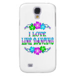 I LOVE LINE DANCING SAMSUNG GALAXY S4 COVERS