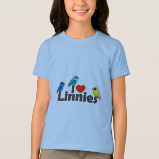 I Love Linnies T-Shirt