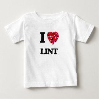I Love Lint T-shirts