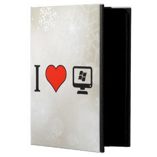I Love Linux iPad Air Covers