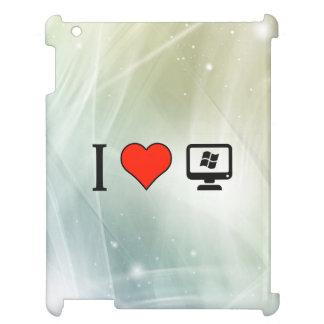 I Love Linux iPad Cases