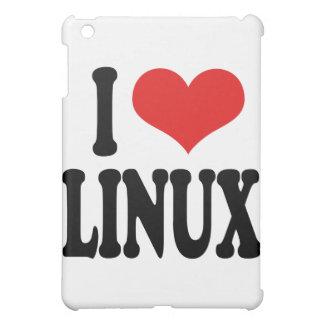 I Love Linux iPad Mini Case