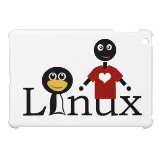 I love Linux iPad Mini Covers