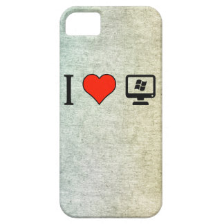 I Love Linux iPhone 5 Cases