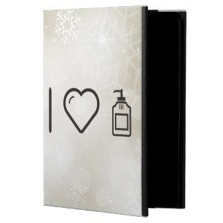 I Love Liquid Handwash Case For iPad Air