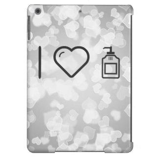 I Love Liquid Handwash iPad Air Covers
