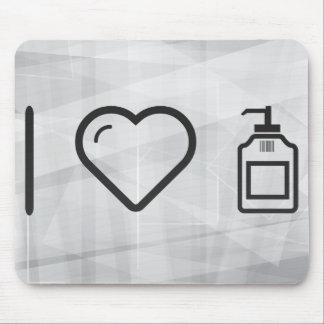 I Love Liquid Handwash Mouse Pad