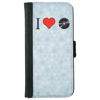 I Love Listening To Lps iPhone 6/6s Wallet Case