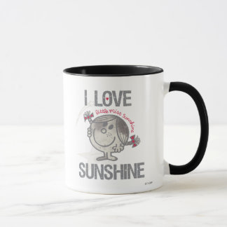 I Love Little Miss Sunshine Mug