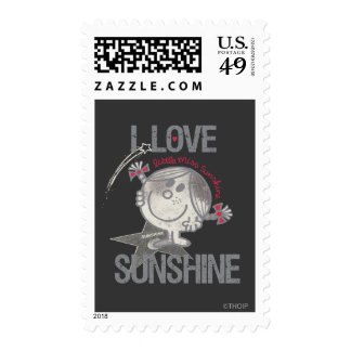I Love Little Miss Sunshine Stamps