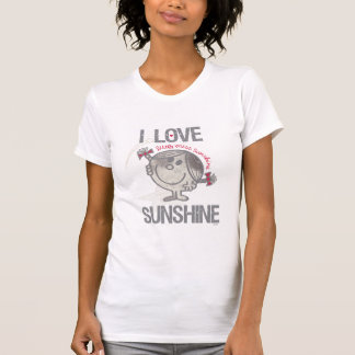 I Love Little Miss Sunshine T-Shirt