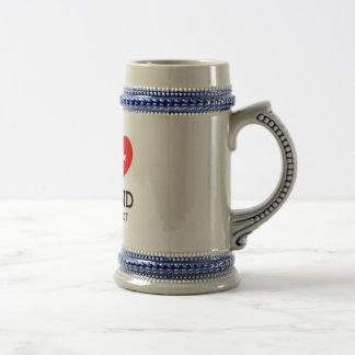 I Love Little Poland Mugs & Steins