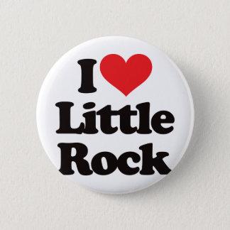 I Love Little Rock Button