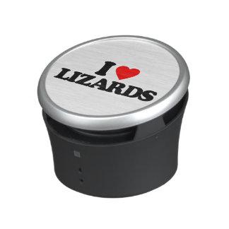 I LOVE LIZARDS SPEAKER