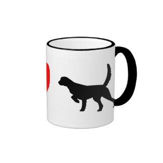 I Love Llewellin Setters Mug