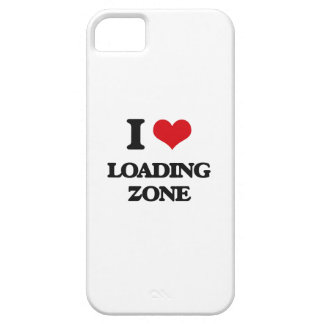 I Love Loading Zone iPhone 5 Cover