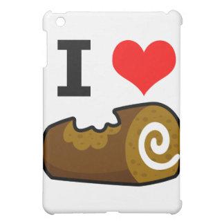 I Love Log iPad Mini Cover