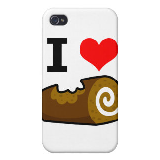 I Love Log iPhone 4 Cover