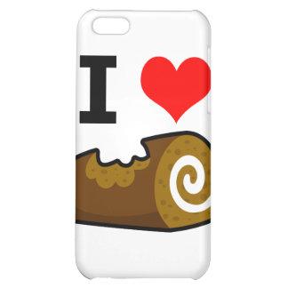 I Love Log iPhone 5C Case