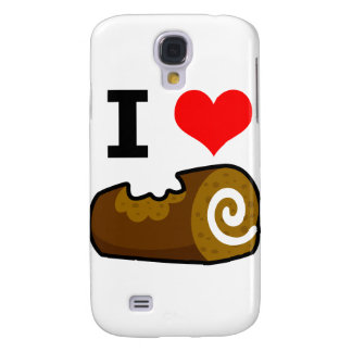 I Love Log Samsung Galaxy S4 Case
