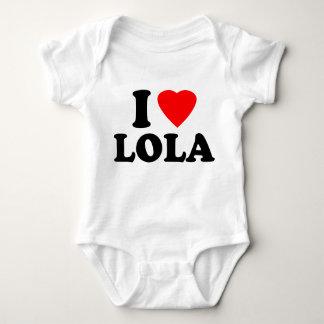 I Love Lola Tees