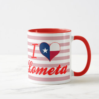 I Love Lometa, Texas Mug