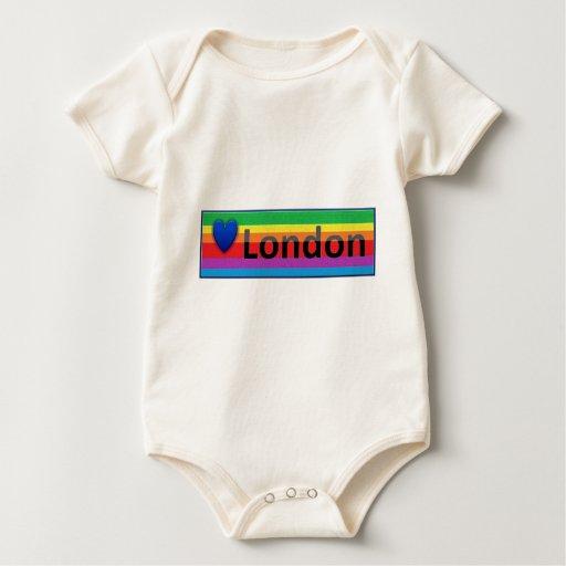 I Love London Bodysuit