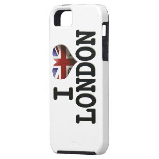 I love London iPhone 5 Cover