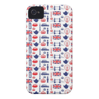 I Love London - Everything London iPhone 4 Case