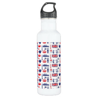 I Love London - Everything London Water Bottle