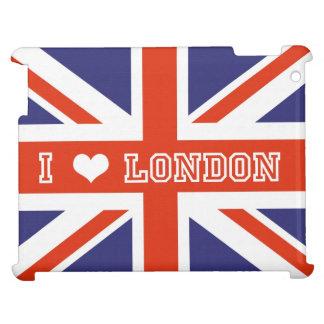 I Love London iPad Case