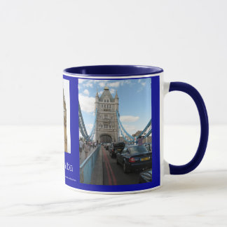 I Love London olympics mug