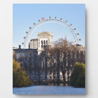 I Love London! Plaque