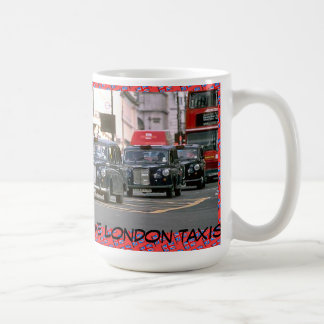 I love London taxis Coffee Mug