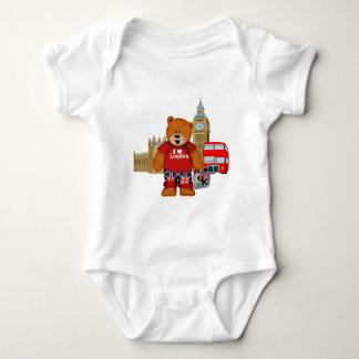I love LONDON Teddy Bear T-shirt