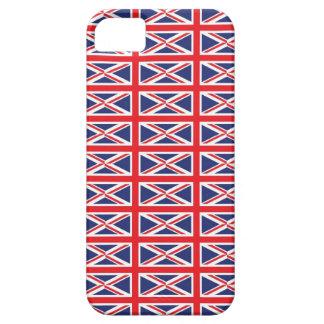 I Love London - Union Jack iPhone SE/5/5s Case