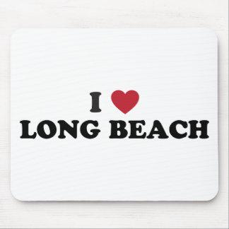 I Love Long Beach California Mouse Pad