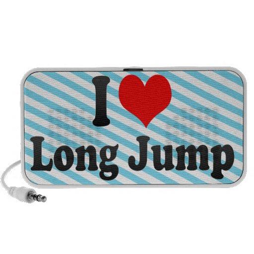 I love Long Jump Portable Speakers