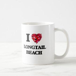 I love Longtail Beach Wisconsin Classic White Coffee Mug