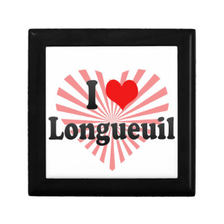 I Love Longueuil Canada Gift Boxes